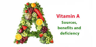 Benefits Of Vitamin A, Sources and Deficiency