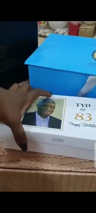See TY Danjuma's 83rd Birthday Gift To Guests (Video, Photos)